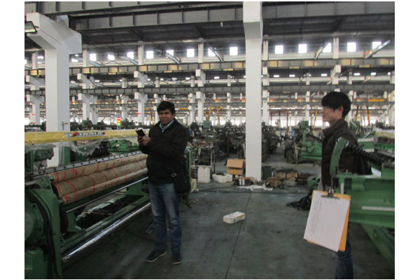 Bangladesh Customer Come for Factory Visit