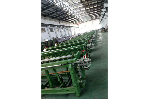 Two Hundred Rapier Looms Delivered to Bangladesh