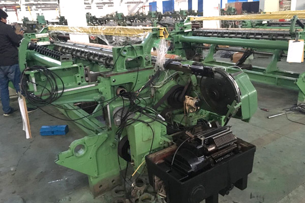 Reconditioned Rapier Loom(High Speed)