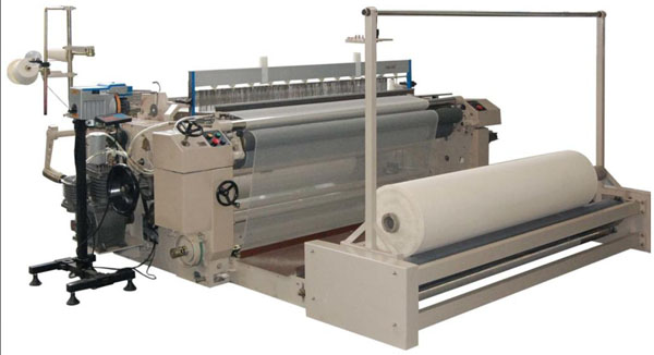 Weaving machinery: the pursuit of higher value added