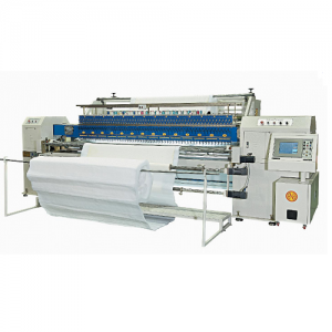 Achievements made in the textile machinery industry