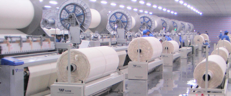 Fabric Rolling and Inspection