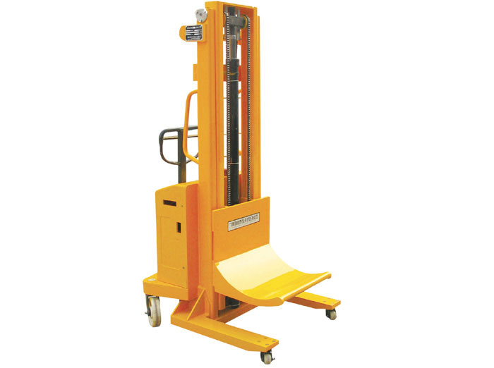 SINO-200D Manual & Electric Stacking Fork Lift