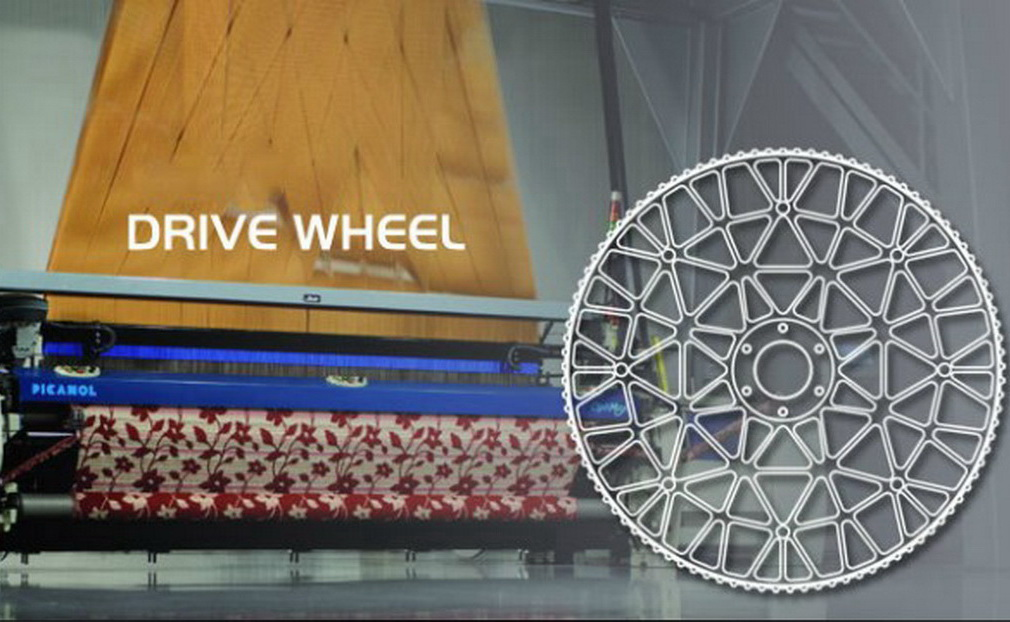What You Need to Know About Rapier Loom Sprocket Wheel